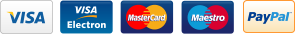 Credit and debit card payment methods