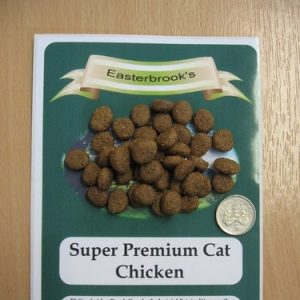 Easterbrook's Adult Chicken Cat Food