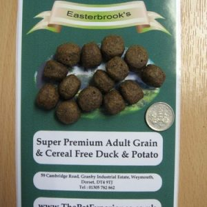 Adult Duck & Potato (Cereal Free) Dog Food