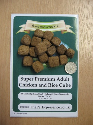 Breeder Pack Working Dog Food Adult Chicken And Rice