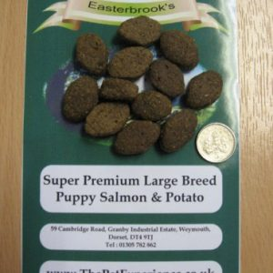 Easterbrook's Large Breed Puppy Salmon & Potato Dog Food