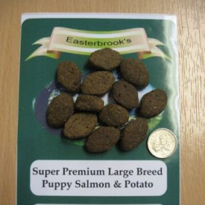 Easterbrooks Large Breed Puppy Salmon & Potato Dog Food