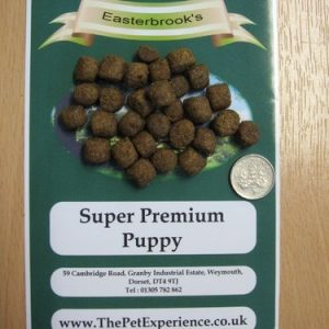 Easterbrook's Super Premium Puppy Food – Chicken