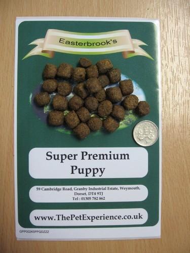 Super Premium Puppy Chicken Dog Food