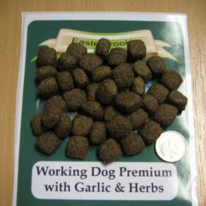 Easterbrook's Working Dog (Chicken With Garlic & Herbs) 15kg