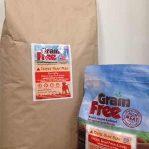 Teepee Grain Free Adult Chicken 15kg (Breeder Pack) – Chicken, Sweet Potato & Herbs
